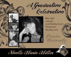 photo graduation party invitations cimvitation
