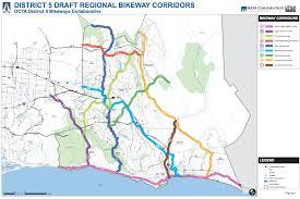 Orange County Zip Code Map by Bike Path Orange County Bicycle Coalition