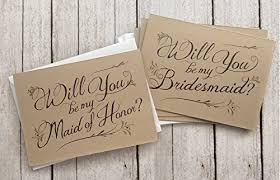 ask bridesmaids cards 5 pack will you be my bridesmaid cards 4 of