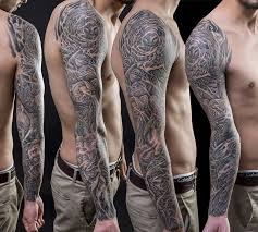 traditional native american tattoos on sleeve photo 2 photo
