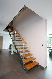treppen meister gerade treppe holzstufen holzrahmen ohne setzstufe ferro