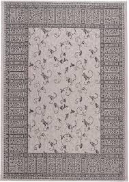 teppich k che teppich k che viereckig k chenteppiche in grau silber muster