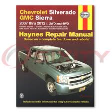 chevy silverado 2500 hd haynes repair manual ltz classic wt ls