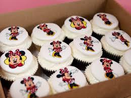 minnie mouse cupcakes minnie mouse cupcakes crumbs doilies