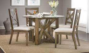 glass dining room table set glass dining set hampton cottage solid acacia u0026 glass dining set