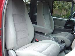 Ford Explorer Manual - full length center console with a manual tcase and ranger