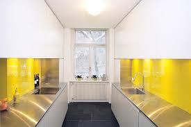 meuble cuisine jaune glasscolor cuisine jaune glassconcept miroiterie vitrerie