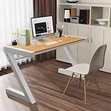 metal computer desks workstations computer desk tribesigns z shaped office desk workstation with