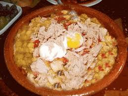 recette cuisine tunisienne recette lablabi cuisine tunisienne wintry food