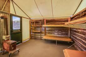 wall tent platform design colter bay village