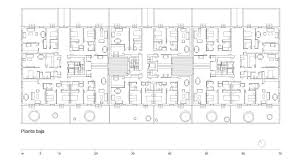 gallery high density residential building solano u0026 catalán