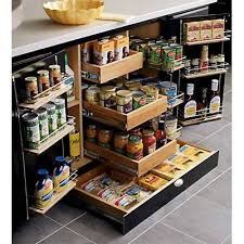 Kitchen Cabinets With Pull Out Shelves Kitchen Remodels The Right Way