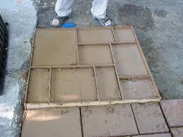 Patio Concrete Tiles Best 25 Diy Concrete Patio Ideas On Pinterest Concrete Patio