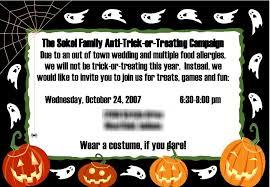 halloween halloween party invitation wording marialonghi com