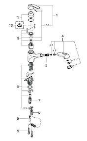 kohler kitchen faucet parts kohler shower faucets parts large size of faucet repairs kitchen