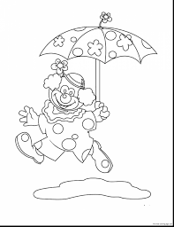 circus coloring pages printable unbelievable printable circus coloring pages with clown coloring