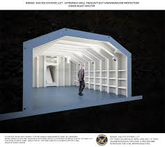 fully rated bomb shelters protecting people from nuclear