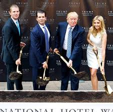 donald trump family donald trump his family the pictures you need to see heavy com