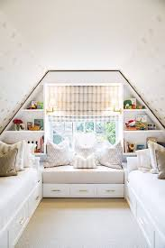 attic bedroom ideas attic bedroom shelves bedroom shelves and organizing ideas