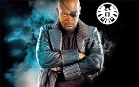 Nick Fury Halloween Costume Avengers Nick Fury Samuel Jackson Production Leather