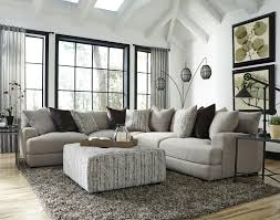 hannigan sectional with 4 seats by franklin sectionals