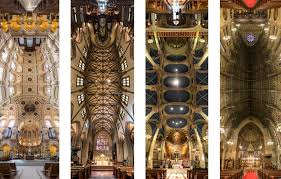 church ceilings amazing vertical panoramas of church ceilings twistedsifter