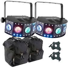 chauvet dj fxarray q5 effect light 2 chauvet dj fxarray q5 quad led rgb uv smd dance floor wash lights