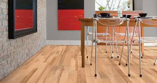 autumn hickory wire brushed engineered hardwood floor clear