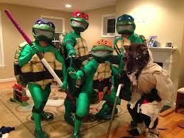 Halloween Costumes Ninjago Tmnt Creative Teenage Mutant Ninja Turtles Halloween Costumes