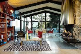 Mid Century Design | mid century house by native son design studio homeadore