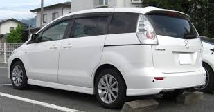 mazda 2009 file 2nd generation mazda premacy rear jpg wikimedia commons