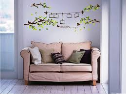 family tree photo frame branch leaves removable wall sticker kids family tree photo frame branch leaves removable wall sticker t203