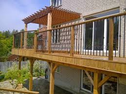 Pergola Deck Designs by 24 Best All About Pergola Images On Pinterest Custom Decks Deck