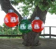 ornaments balls rainforest islands ferry