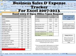 Trucking Expenses Spreadsheet by Business Financial Printables Shop Sales And Expenses Spreadsheet