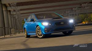 subaru coupe 2015 forza horizon 3 cars