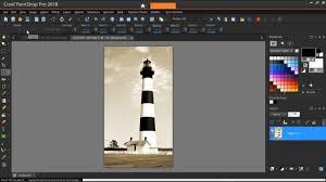 paintshop pro 2018 straightening u0026 perspective correction tool