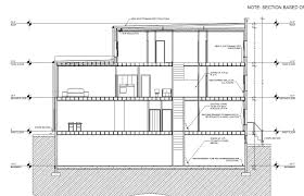 house plans two floors schroder house floor plan modern second ground soiaya