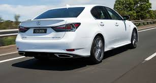 lexus gs 200t lexus gs 2016 price and features for australia