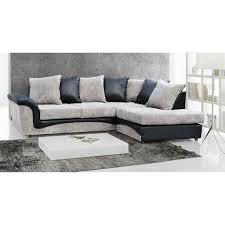 Cheap Armchairs For Sale Uk Cheap Sofa Uk Alaska Corner Fabric Sofa Black U0026 Grey Or Brown