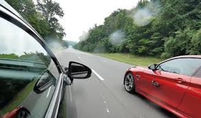 lexus rc f vs bmw drag race lexus rc f vs bmw m4 autobild es