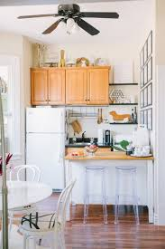 What To Do With The Space Above Your Kitchen Cabinets 11 Smart Ways To Use The Space Above Your Cabinets Kitchn