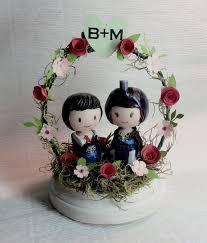 17 best peg dolls wedding cake topper images on pinterest