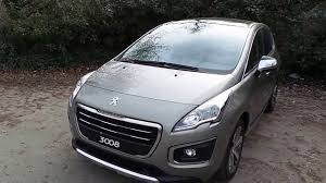 new peugeot 209 2016 65 peugeot 3008 2 0 hdi allure 5dr in grey youtube