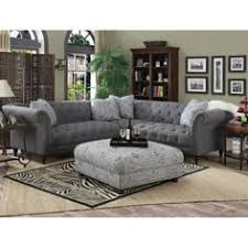 Tufted Sectional Sofas The Wessex Sectional Is As Beautiful As It Is Irresistibly