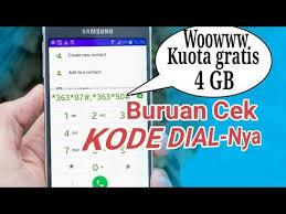 kode kuota gratis telkomsel kode dial rahasia kuota gratis telkomsel youtube