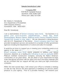 company offer letter template 40 letter of introduction templates u0026 examples