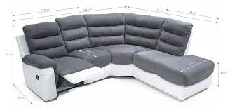 canape d angle 4 places joie canapé d angle de relaxation 4 places 291 x 256 x 101 angle