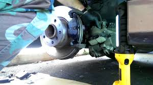 2006 bmw 325i front brake pad squeal fix replacement and