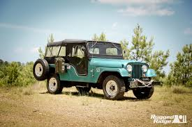 willys jeepster commando classic restored jeep collection heading to sema autoevolution